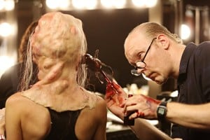 """FACE OFF --  """"Foreign Bodies"""" Episode 1005 --  Pictured: Robert Lindsay --  (Photo by: Jordin Althaus/Syfy)"""