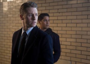 GOTHAM: Ben McKenzie in the ÒWrath of the Villains: A Dead Man Feels No ColdÓ episode of GOTHAM airing Monday, March 7 (8:00-9:01 PM ET/PT) on FOX. ©2016 Fox Broadcasting Co. Cr: FOX.