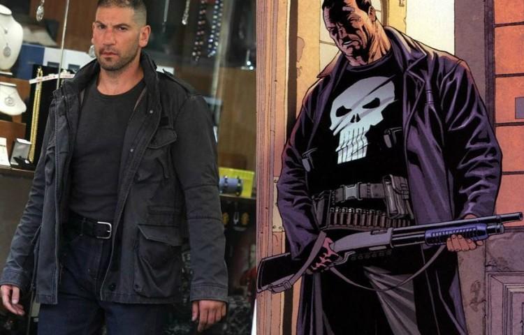 Daredevil Season Two Trailer The Punisher Fan Fest