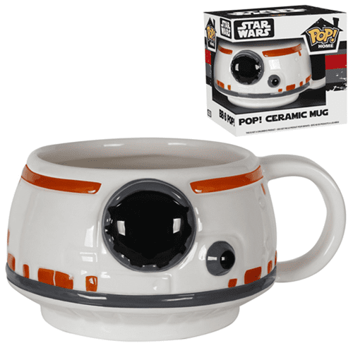 star wars pop mug bb8