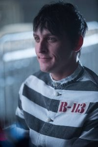 GOTHAM: Robin Lord Taylor in the  ÒWrath of the Villains: This Ball of Mud and MeannessÓ episode of GOTHAM airing Monday, March 14 (8:00-9:01 PM ET/PT) on FOX. ©2016 Fox Broadcasting Co. Cr: Jessica Miglio/FOX.