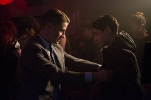 GOTHAM: L-R: Ben Mckenzie and David Mazouz in the  ÒWrath of the Villains: This Ball of Mud and MeannessÓ episode of GOTHAM airing Monday, March 14 (8:00-9:01 PM ET/PT) on FOX. ©2016 Fox Broadcasting Co. Cr: Jessica Miglio/FOX.