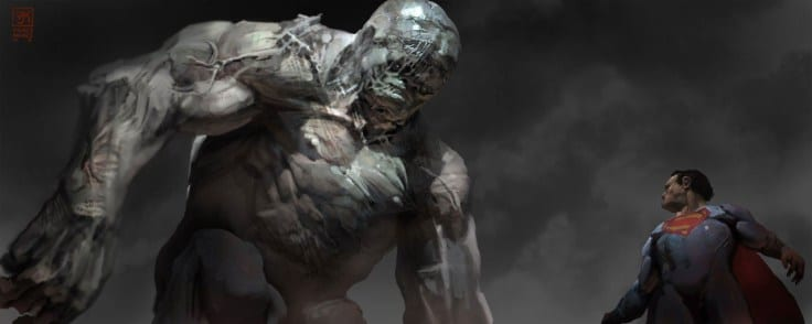'Batman V. Superman' Doomsday Concept Art and Box Office ...