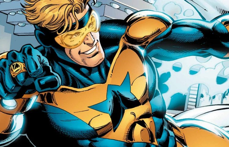 Greg Berlanti Confirms 'Booster Gold' Movie in the Works | Fan Fest
