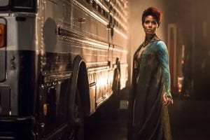GOTHAM: Guest star Jada Pinkett Smith in the ÒWrath of the Villains: TransferenceÓ season finale episode of GOTHAM airing Monday, May 23 (8:00-9:00 PM ET/PT) on FOX. ©2016 Fox Broadcasting Co. Cr: Jeff Neumann/FOX