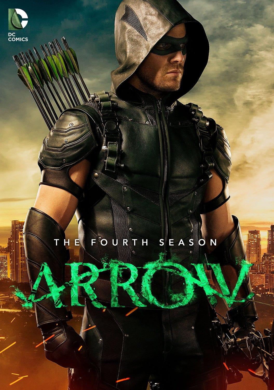 Arrow DVD
