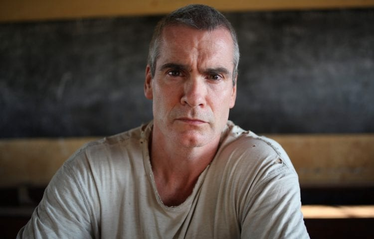 Henry Rollins Auditioned for Negan on