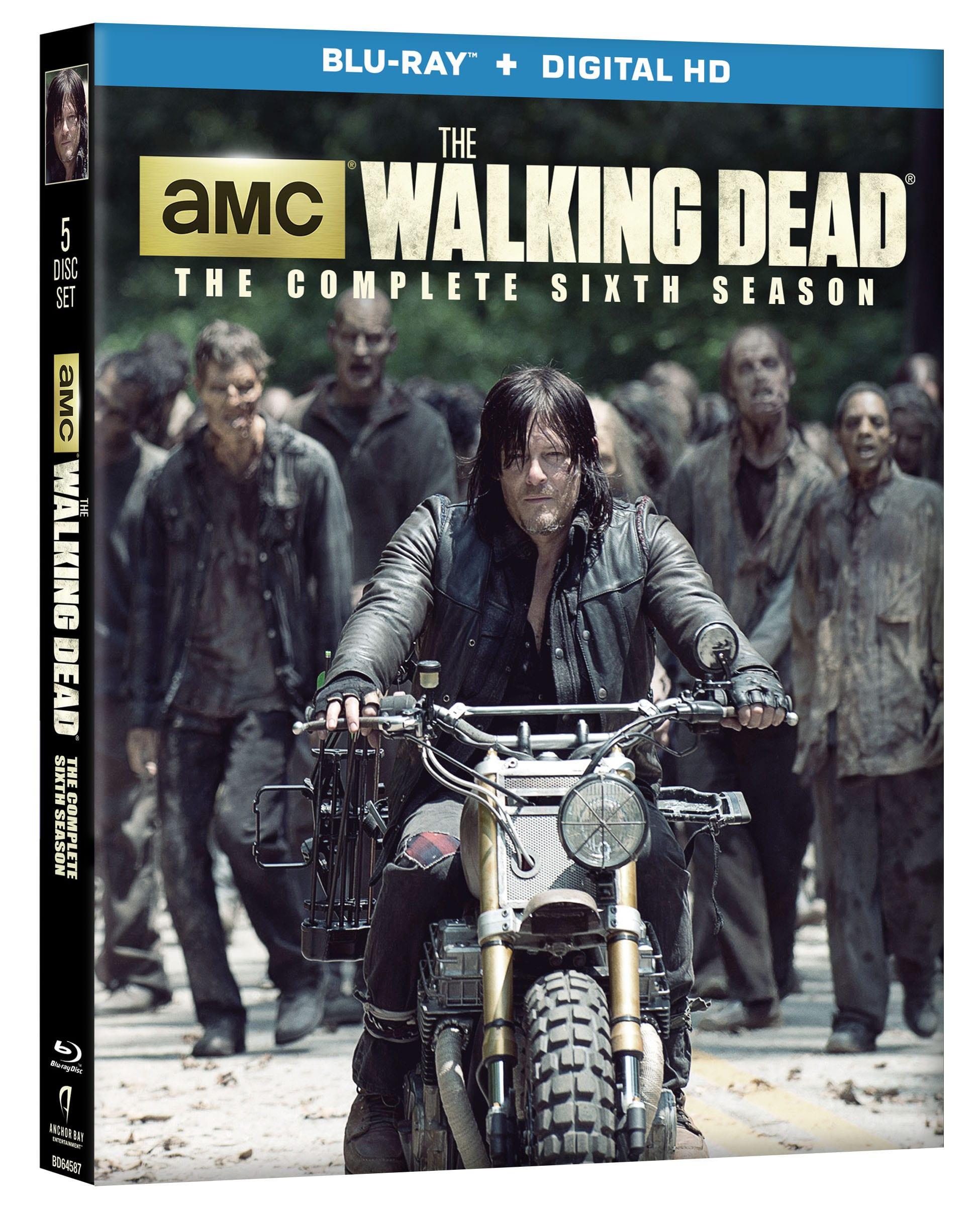 Walking Dead S6 Lenticular 3D
