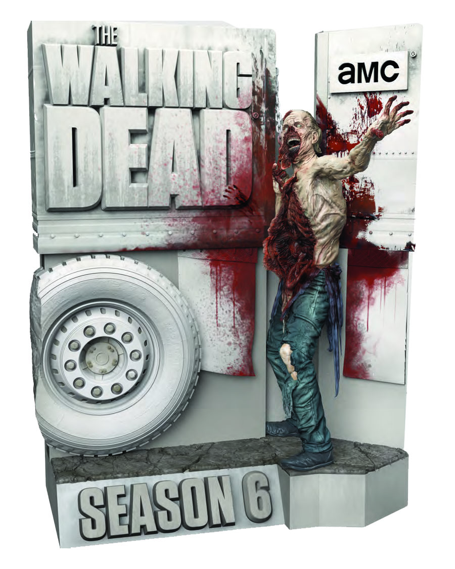 Walking Dead S6 Limited Edition