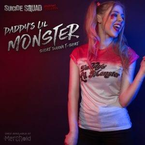 female-daddyslilmonstershortsleevetshirt-184347