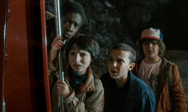 Stranger Things — Netflix Review