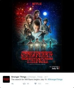 stranger things twitter
