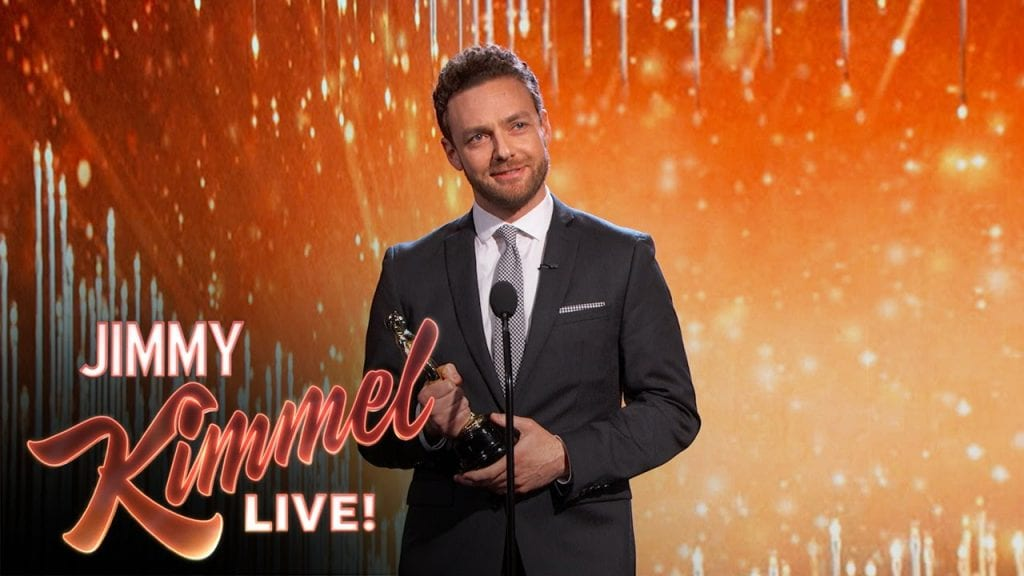 ross marquand jimmy kimmel live
