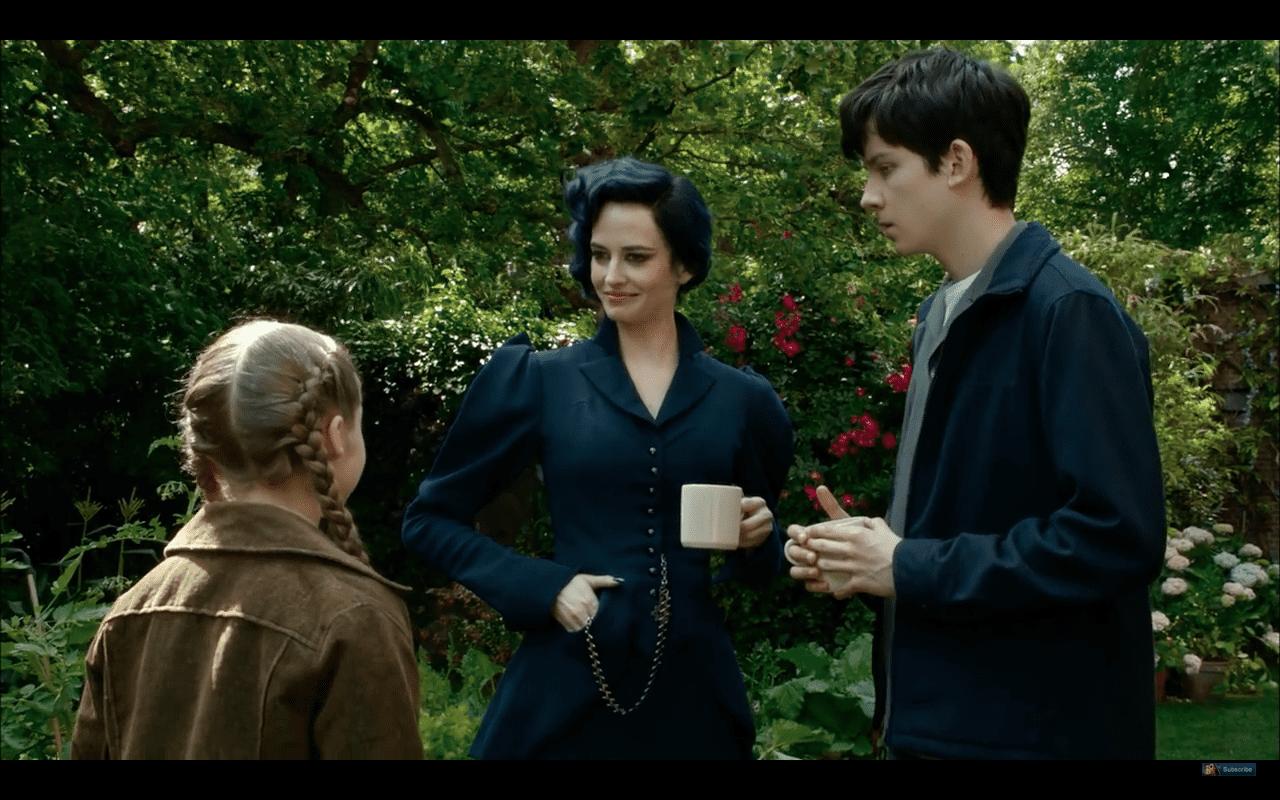 Miss Peregrine S Home For Peculiar Children A Peculiar Loop