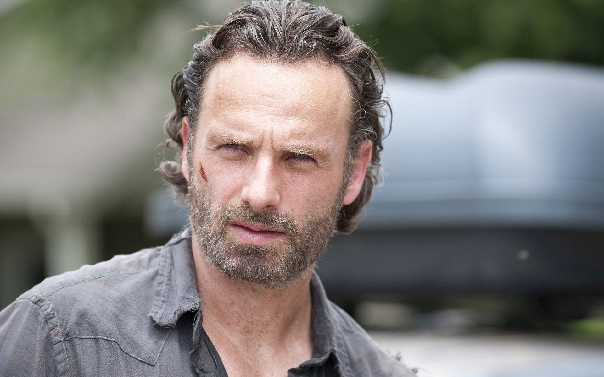 "The Walking Dead Andrew Lincoln: Andrew Lincoln On Negan: ""He's The Baddest Of The Bad"