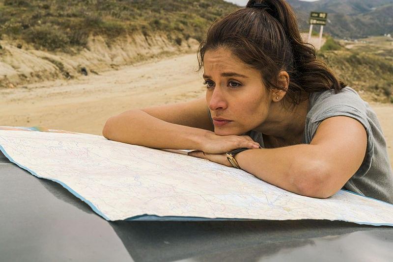 Mercedes Mason as Ofelia Salazar - Fear the Walking Dead _ Season 2, Episode 12 - Photo Credit: Richard Foreman Jr/AMC