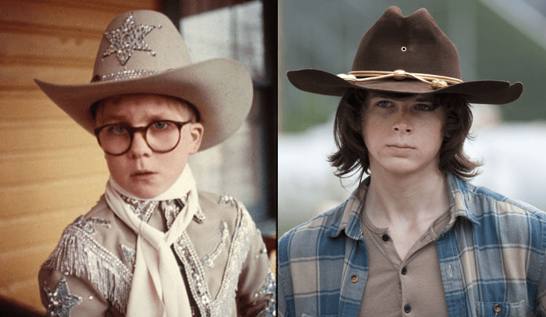 the walking dead and the holiday classic a christmas story arent exactly two things that you would think of together right wrong - When Was A Christmas Story Made