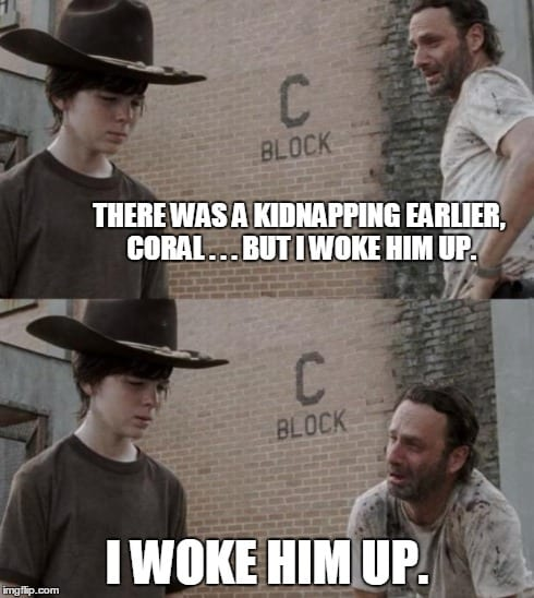 12 Days Of TWD: 9 Of Our Favorite Rick And Carl Memes