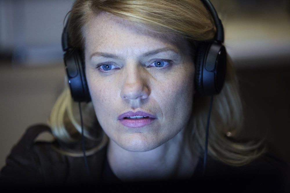 "COLONY -- ""Panopticon"" Episode 204 -- Pictured: Kathleen Rose Perkins as Jennifer McMahon -- (Photo by: Isabella Vosmikova/USA Network)"