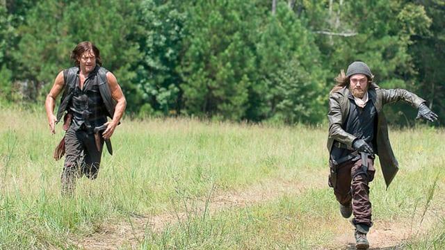 Daryl dixon hook up