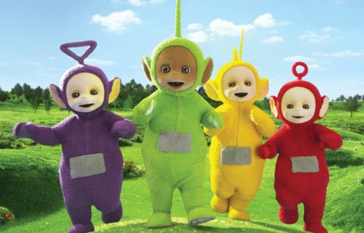 Teletubbies Dancing to Ed Sheeran Video Goes Viral! – Fan Fest | For ...