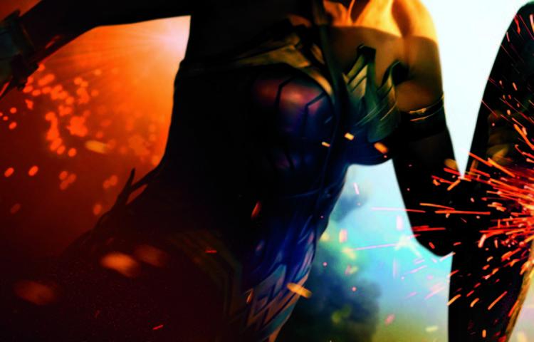 Wonder Woman Credits To Warner Bros. and DC Comics