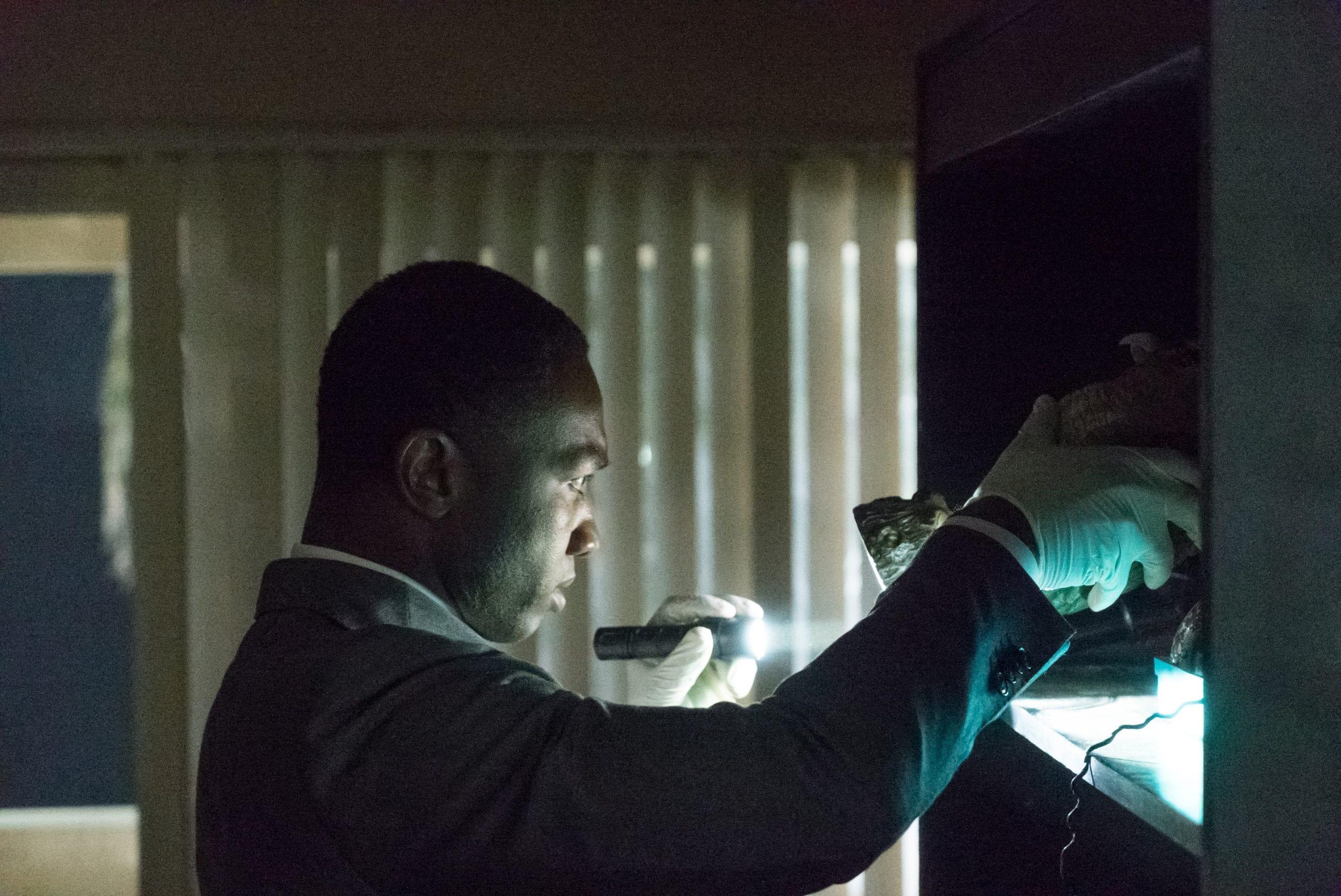 """Bosch: Season 3"" - Jamie Hector as Jerry Edgar"