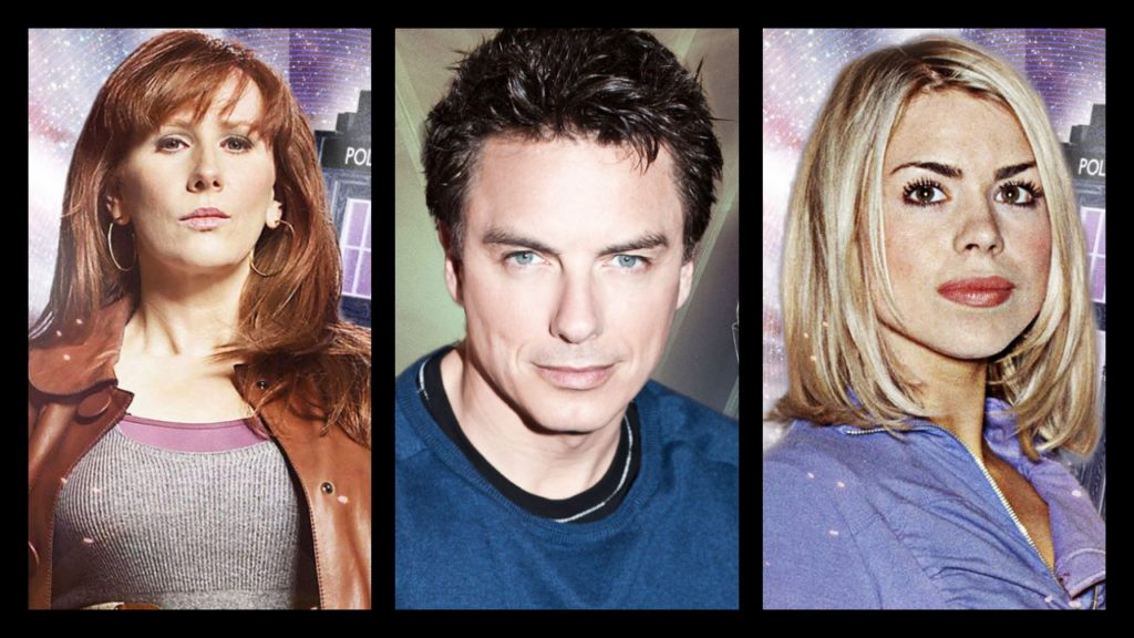 Catherine Tate, John Barrowman, Billie Piper, Dr. Who, Awesome Con