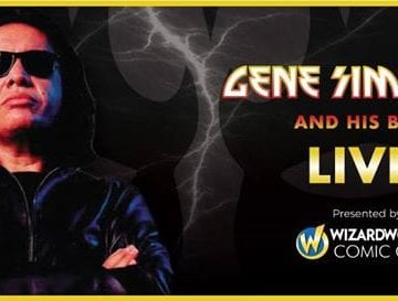 Gene Simmons, Wizard World Philadelphia