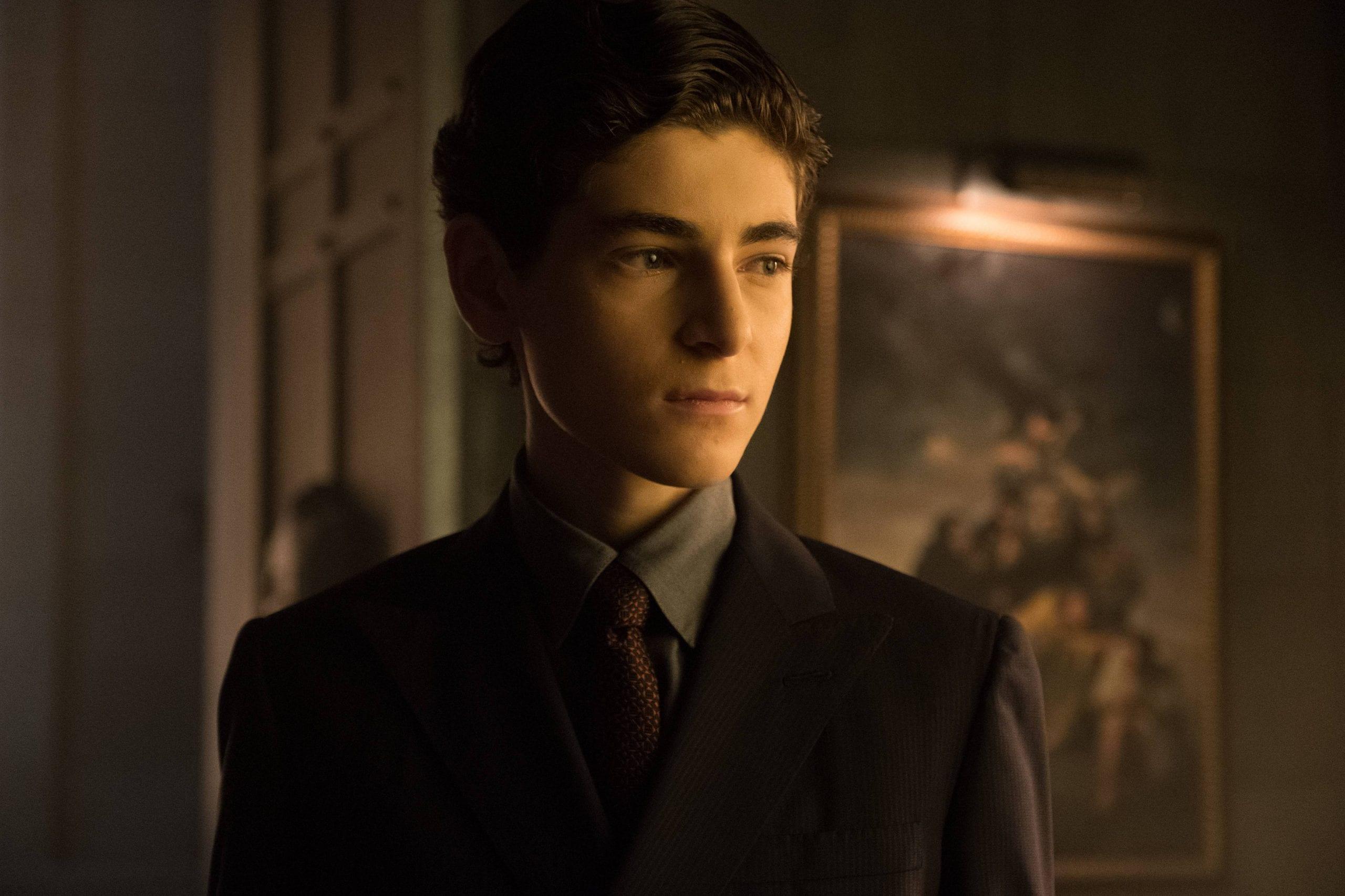 Gotham Bruce Wayne Batman