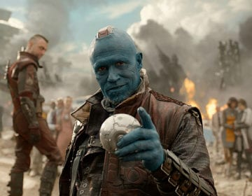 Michael Rooker, Yondu, Guardians of the Galaxy
