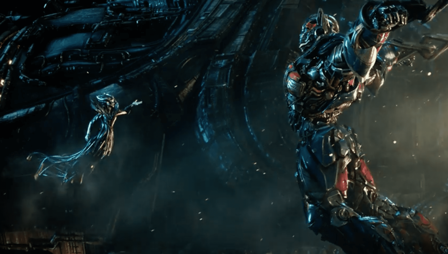 new transformers the last knight trailer finally explains evil
