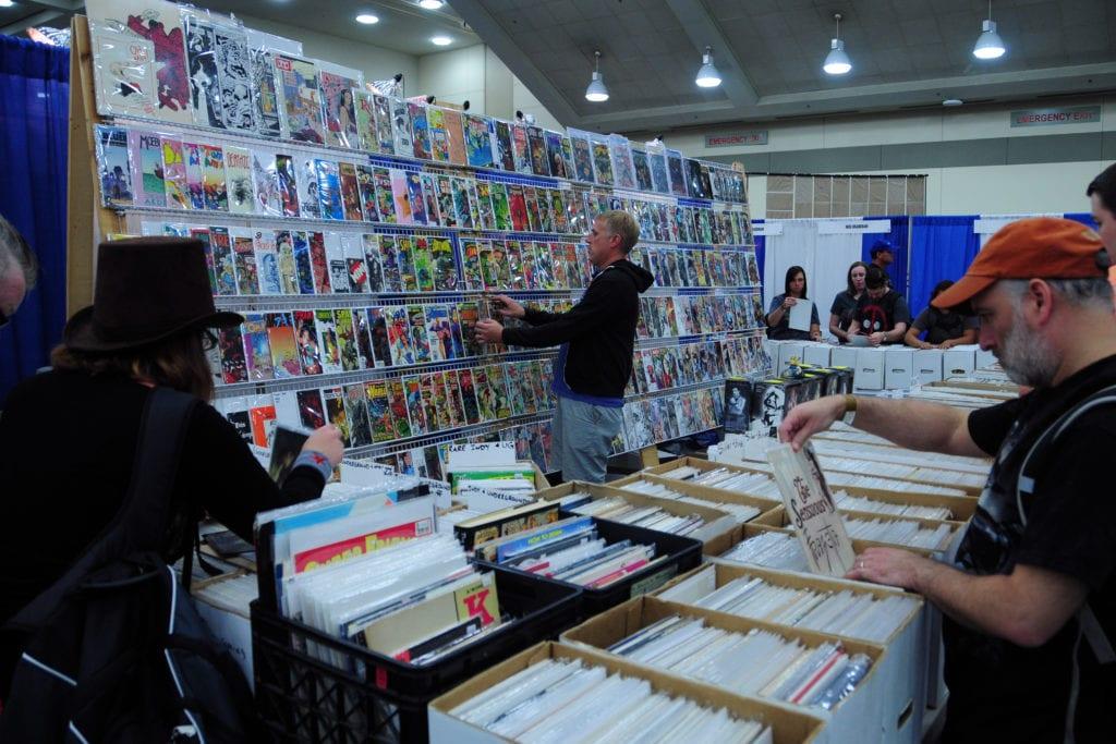 Baltimore Comic Con, Comic Books