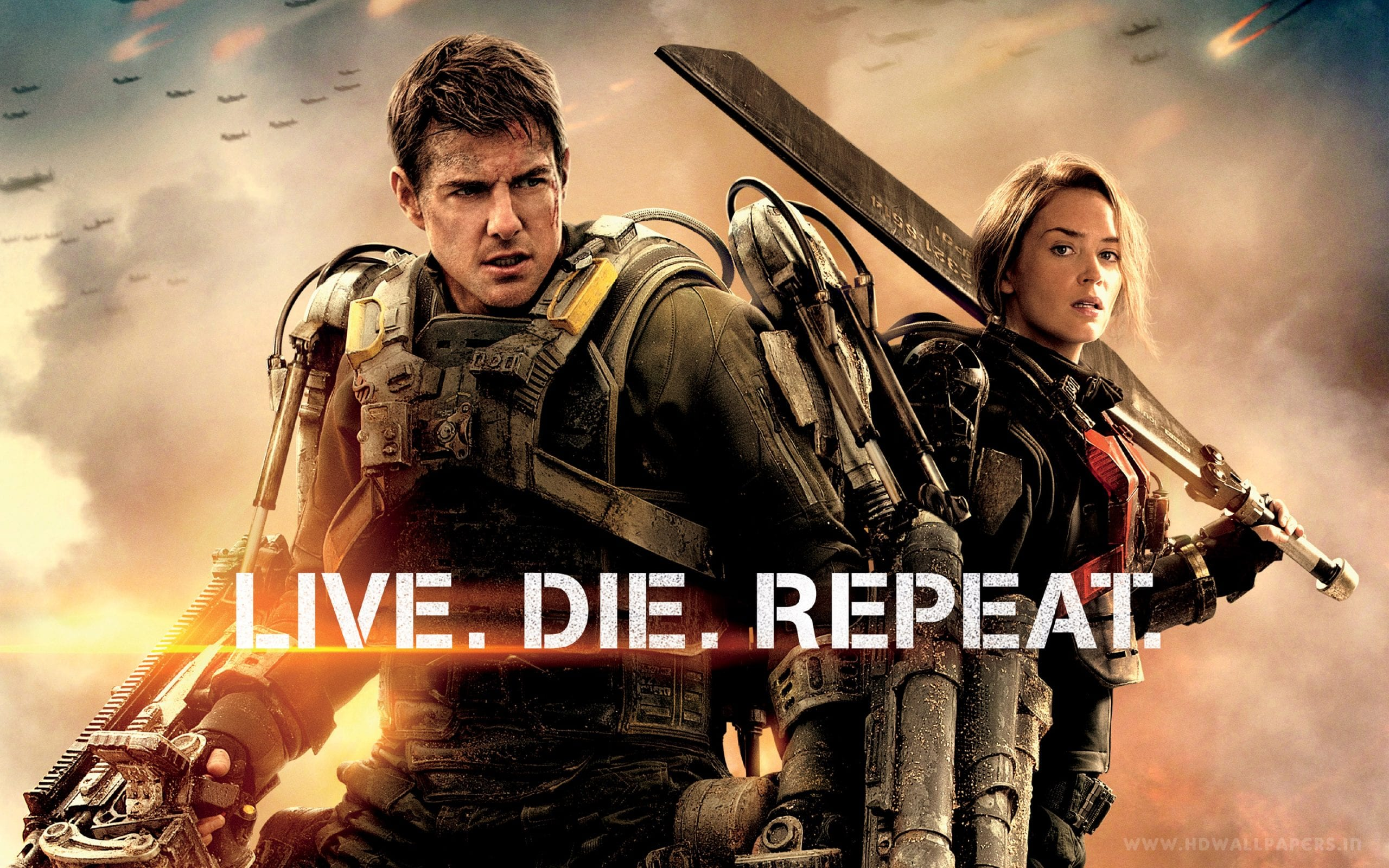 Edge Of Tomorrow 2 Familiar Title And Emily Blunt Returns Fan
