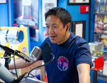Ming Chen, Comic Book Men