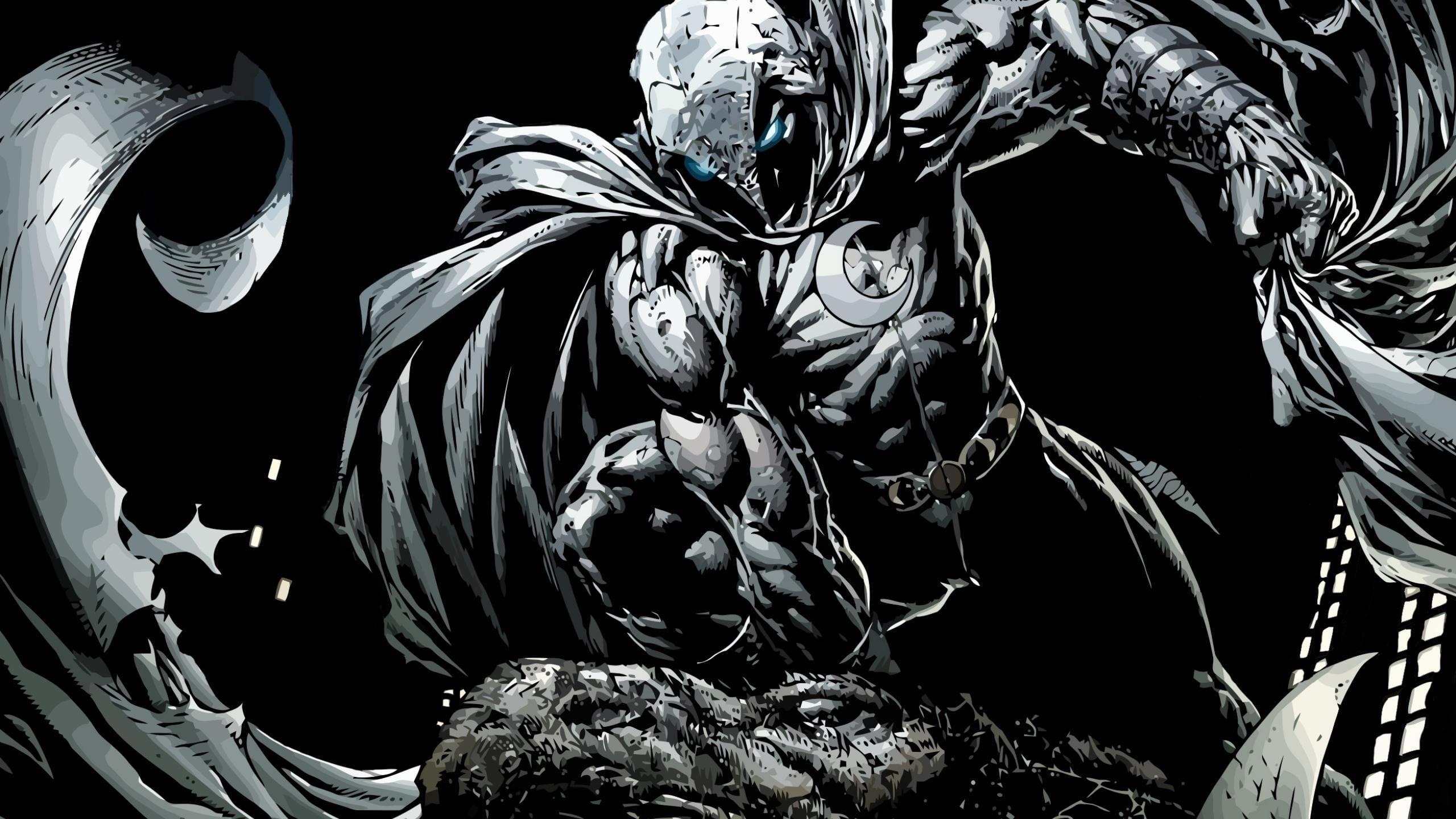 Hasil gambar untuk moon knight marvel