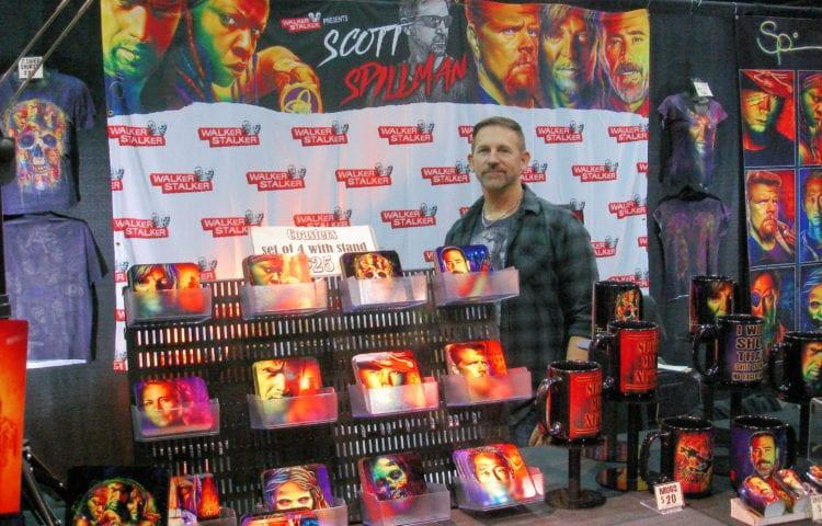 Scott Spillman, Fan Fest, Chicago