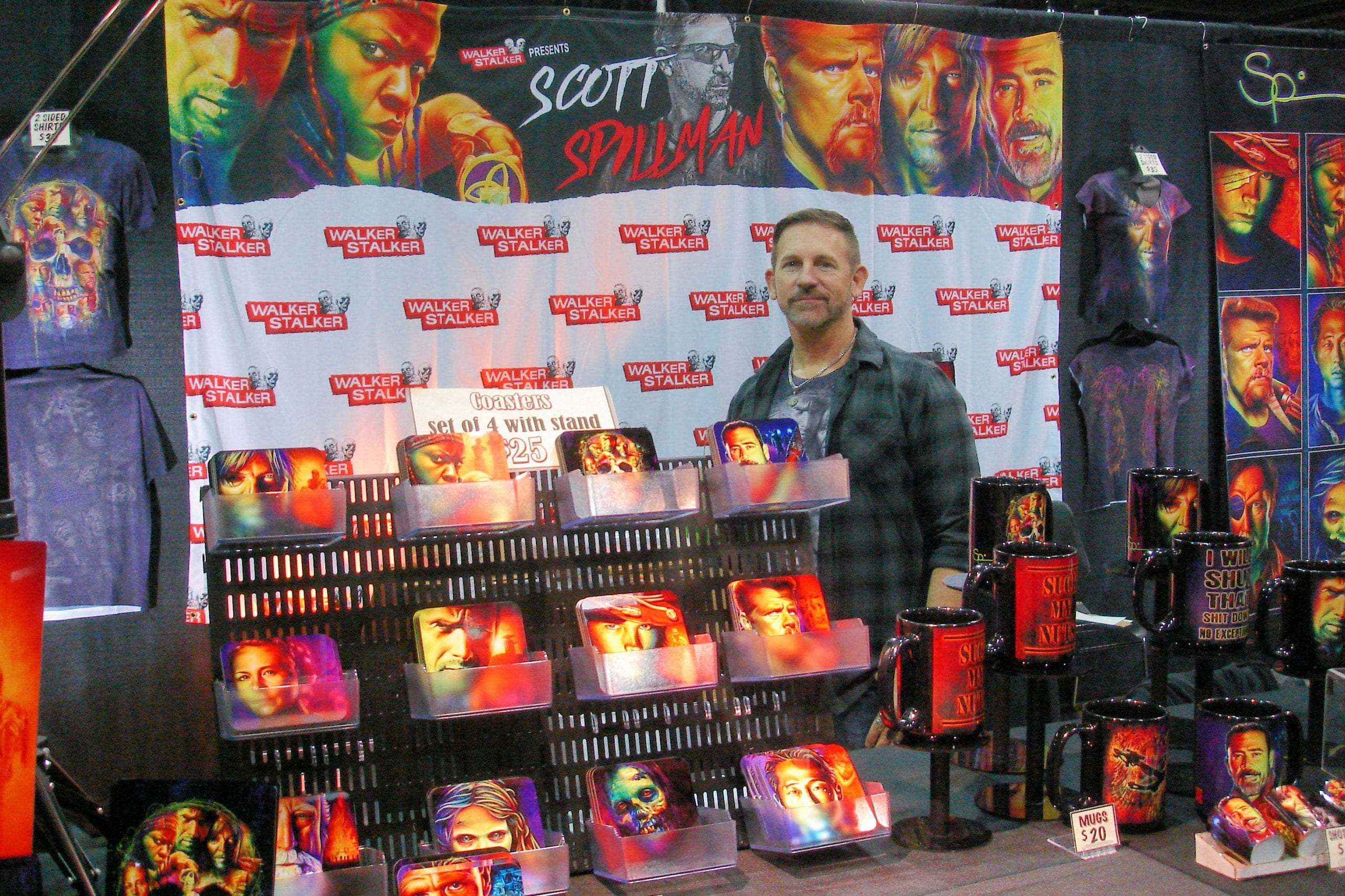 Scott Spillman, Fan Fest, Chicago