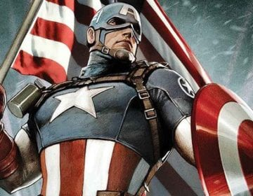 Captain America, Fourth of July