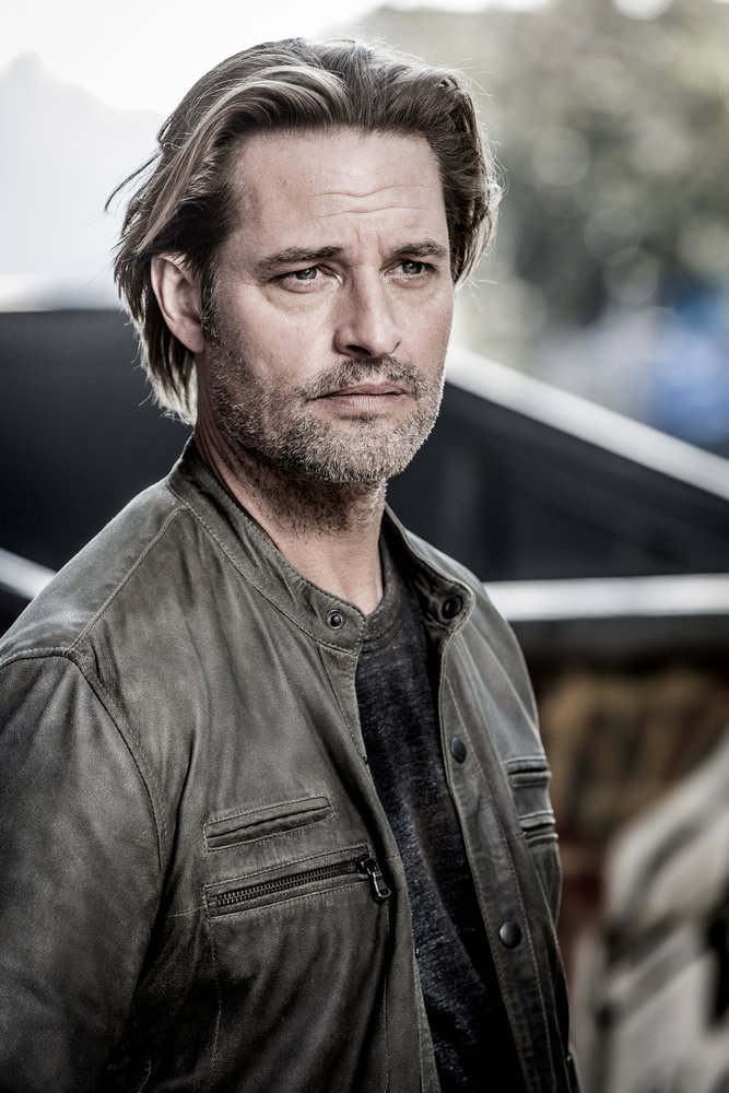 """COLONY -- """"The Garden of Beasts"""" Episode 210 -- Pictured: Josh Holloway as Will Bowman -- (Photo by: Isabella Vosmikova/USA Network)"""