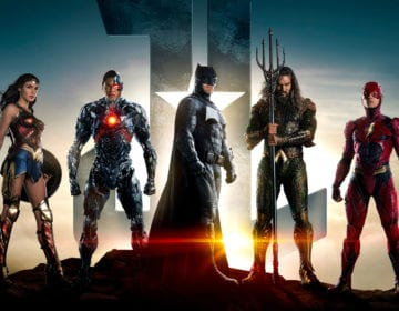 Justice League - Warner Bros. - DC Comics