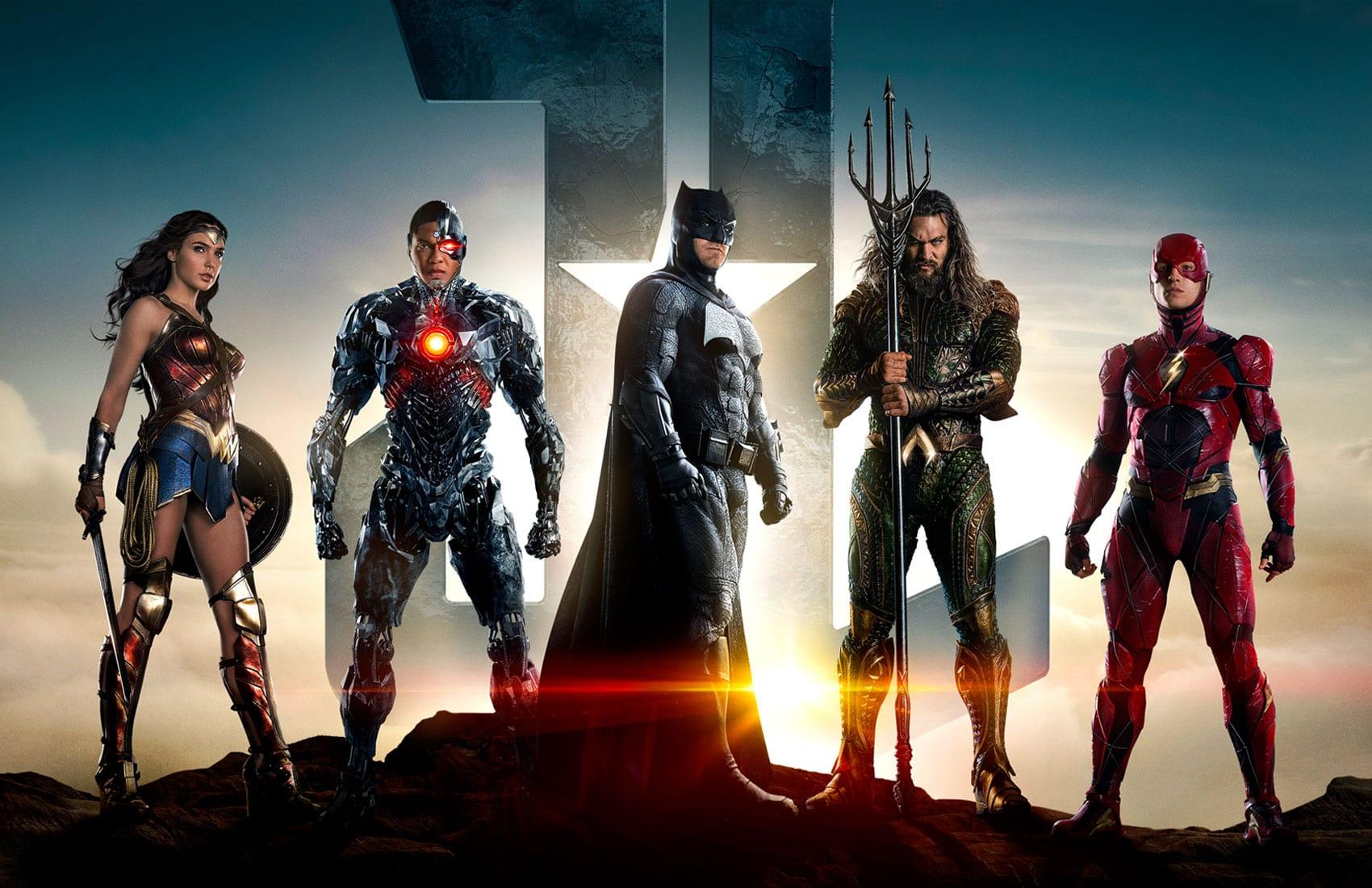 Credits Warner Bros. - DC Comics
