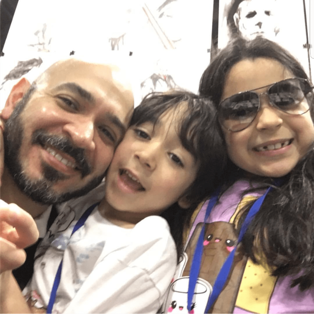 JaCo Tartaruga, Kids, Awesome Con