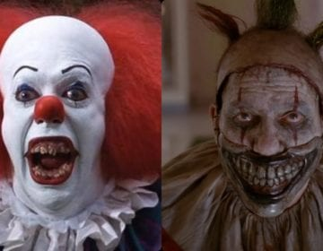 Pennywise, It, Twisty, American Horror Story