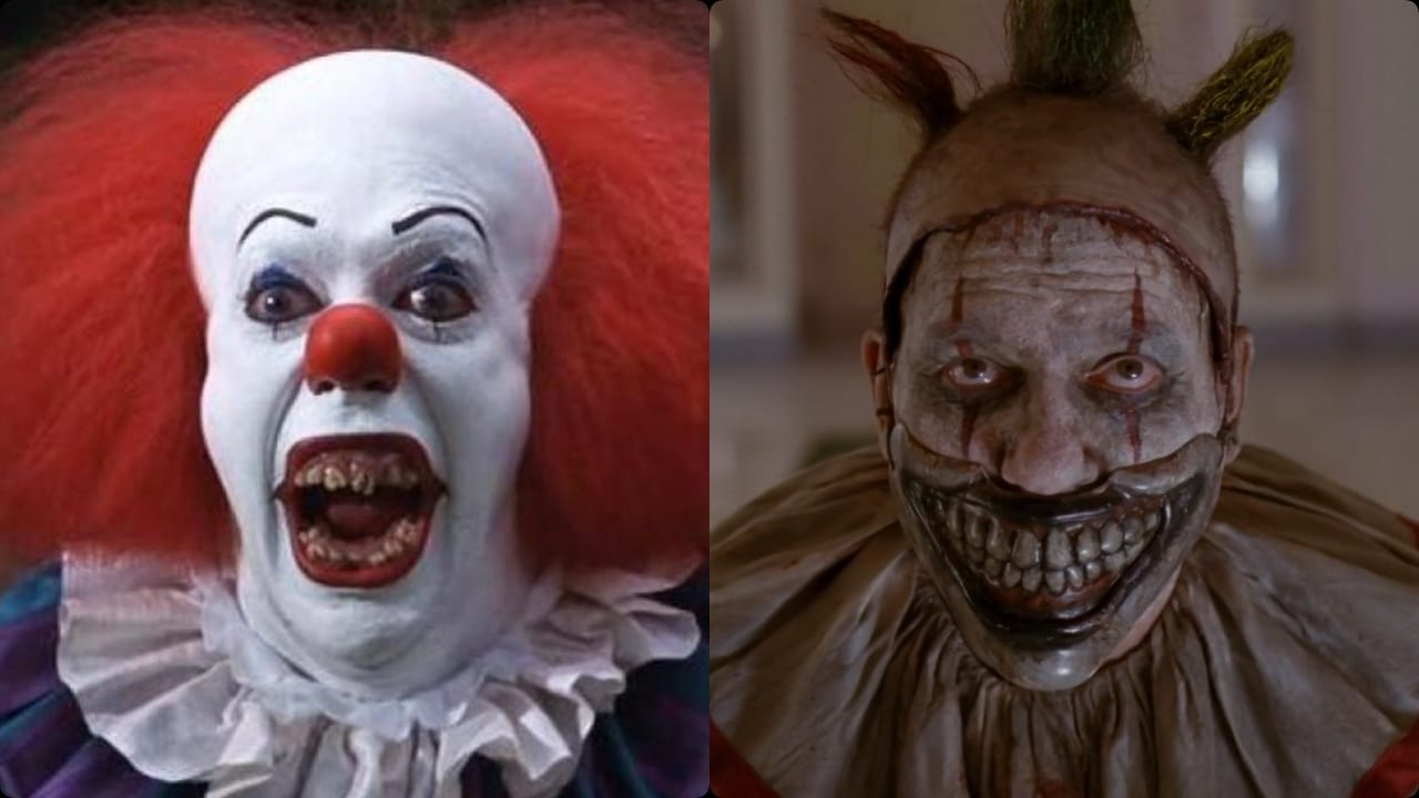 pennywise vs twisty no clowning around when it comes to scary