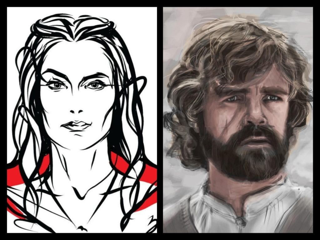 Cersei Lannnister, Tyrion Lannister