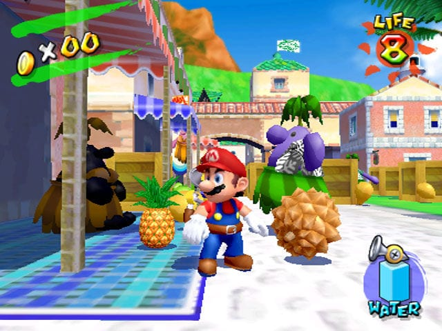 The Retro Gamer Super Mario Sunshine Edition Fan Fest For