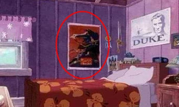 Blink And You Ll Miss These 25 Disney Easter Eggs And