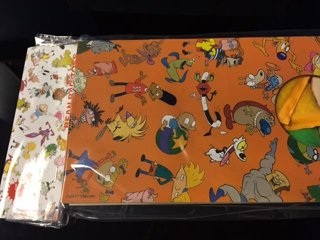 Nickelodeon S The Nick Box San Diego Comic Con Unboxing
