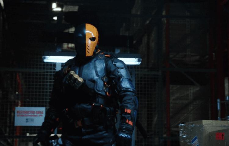 Arrow deathstroke episode online : 24 season 9 how many episodes